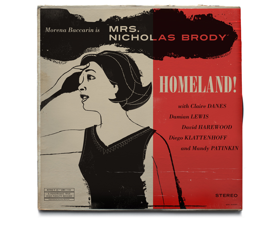 Homeland Album cover